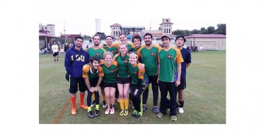 USM students advance to USQ national Quidditch tournament