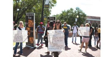 'Pro-liberty' group challenges campus speech code