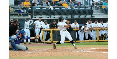 Golden Eagles secure sweep against Middle Tennessee