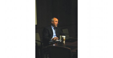 Provost hosts chats with USM community