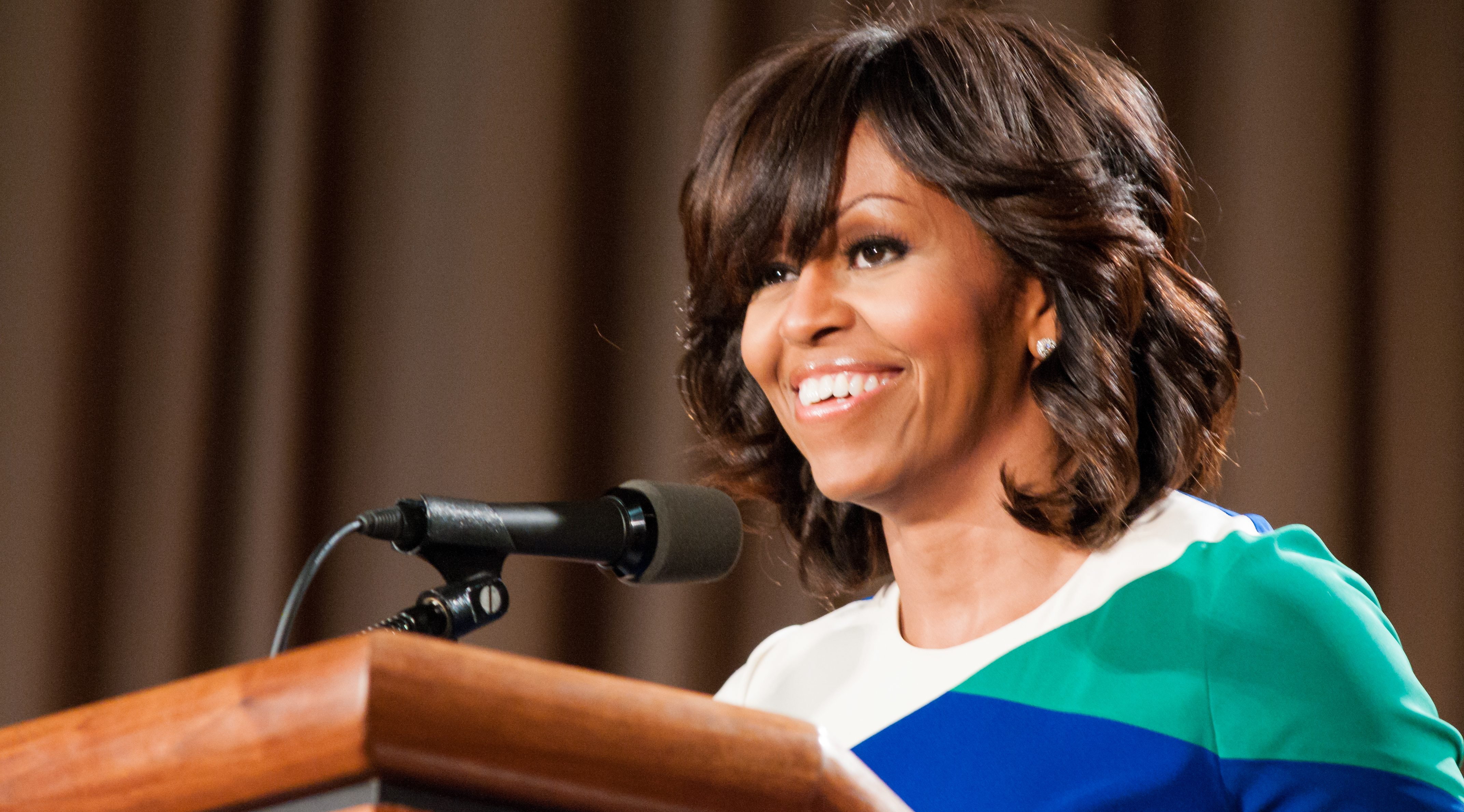 First lady pushes up Jackson State graduation