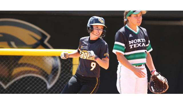 USM secures first series sweep since '11