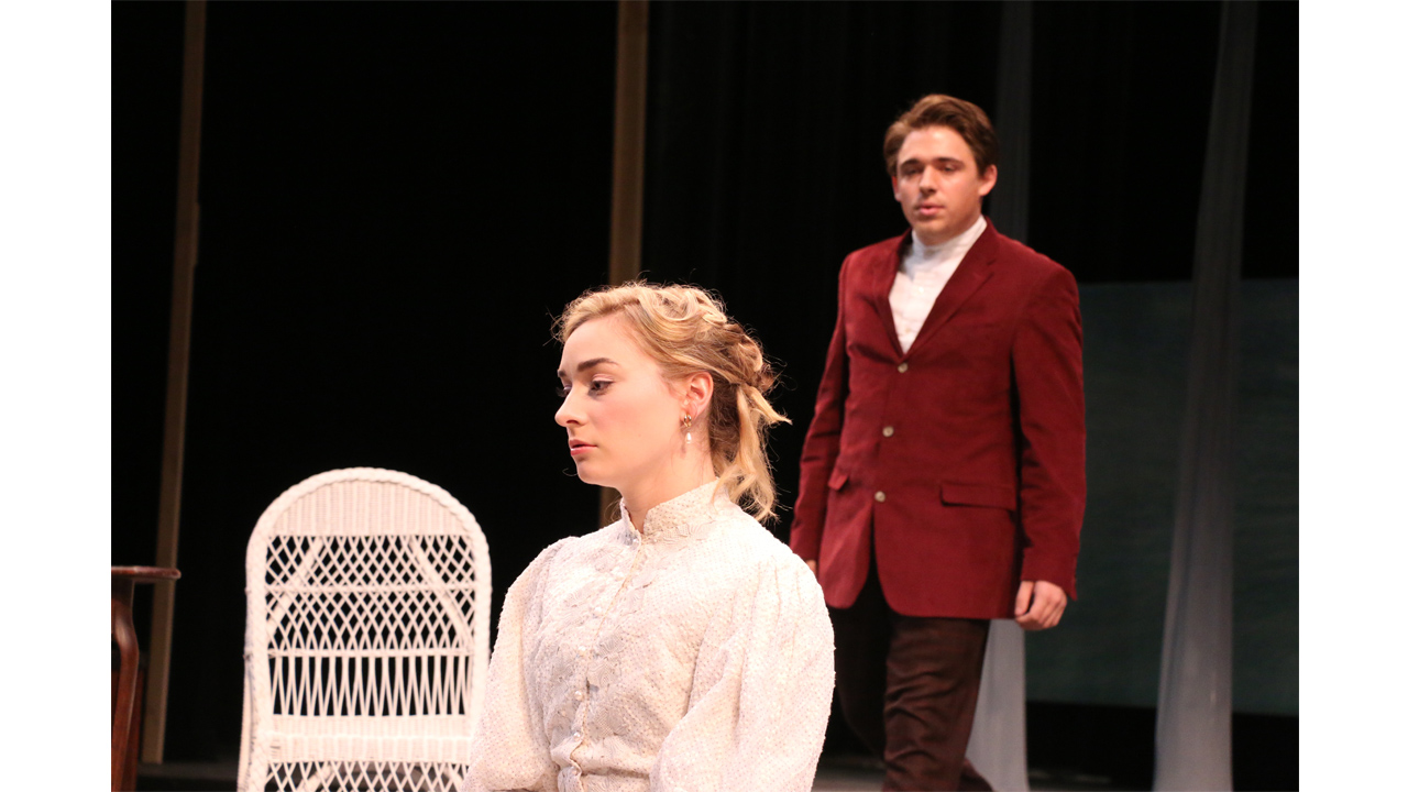 'The Seagull' showcases modern life on stage