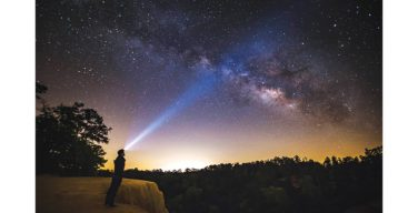 Catching the picture-perfect Milky Way