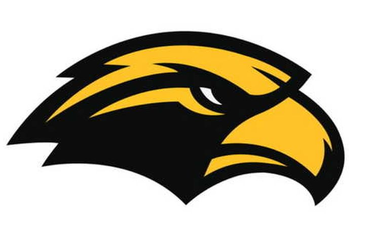 south alabama outlasts usm in regional  7 5 the student softball logos images softball logos free