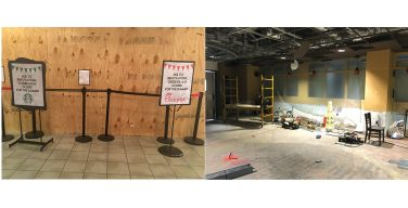 Eagle Dining, Aramark renovate for fall