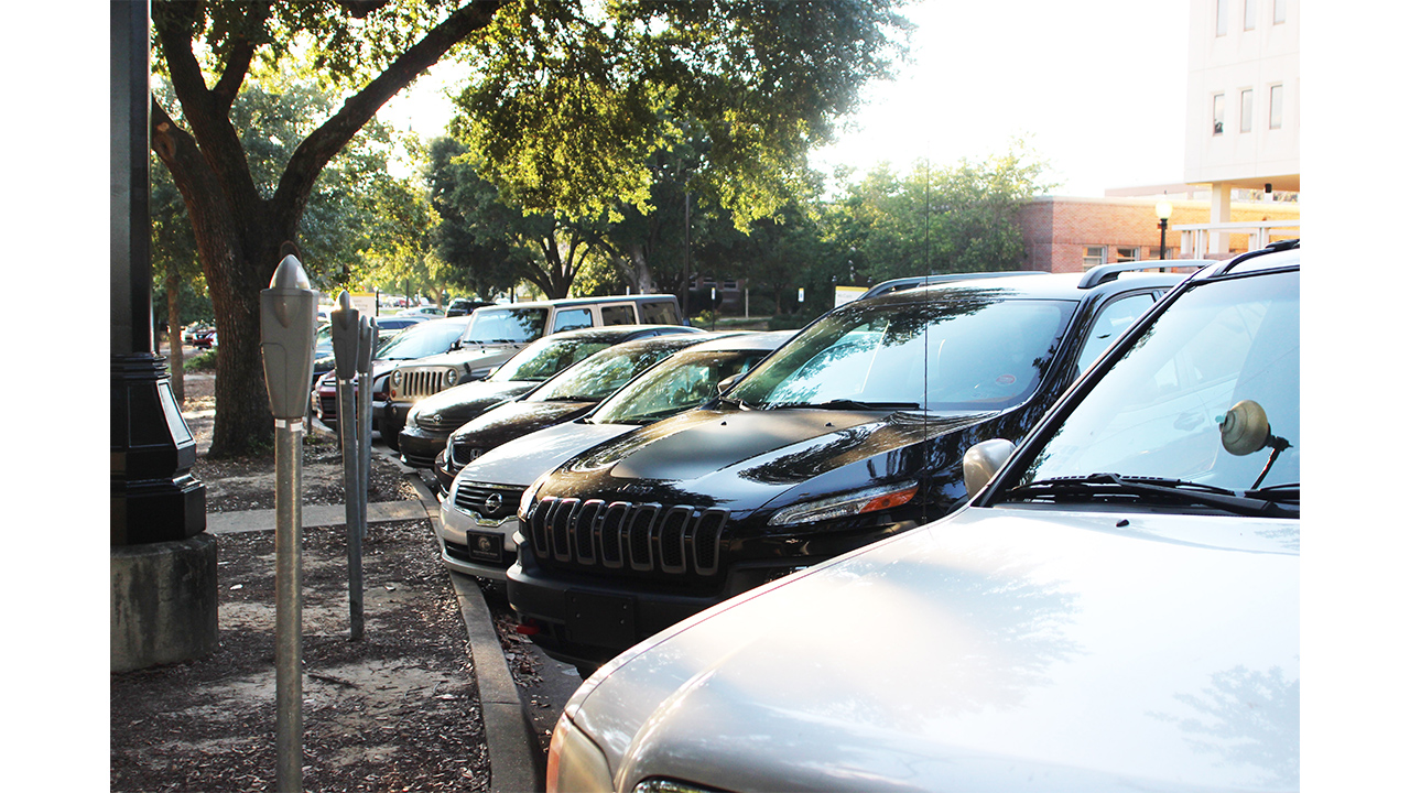 Guide to parking on campus