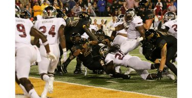 Troy outlasts Southern Miss' rally, 37-31