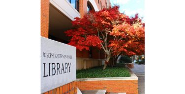 Bower Academic Success Center to be housed in Cook Library