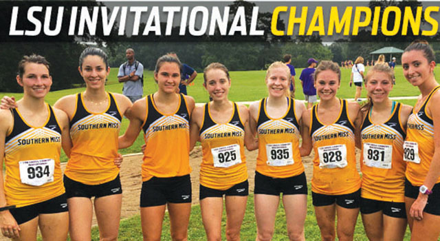 USM captures second LSU Invitational