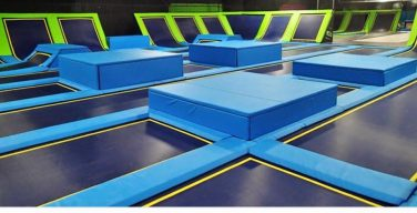 Updown Trampoline Park opens to large turnout