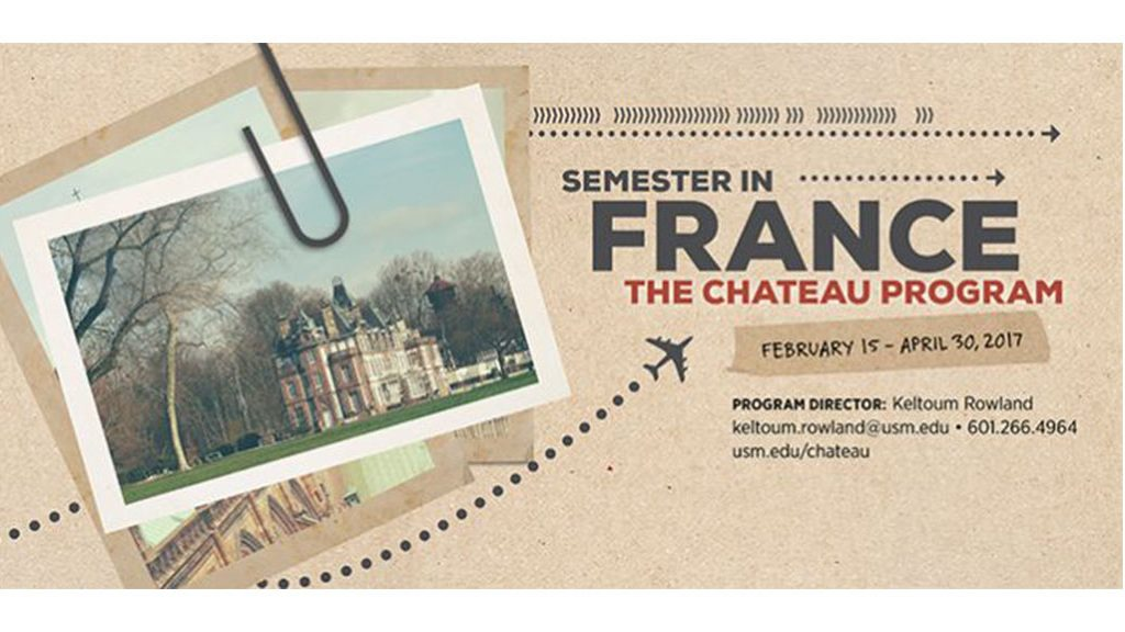Chateau Program offers abroad experience