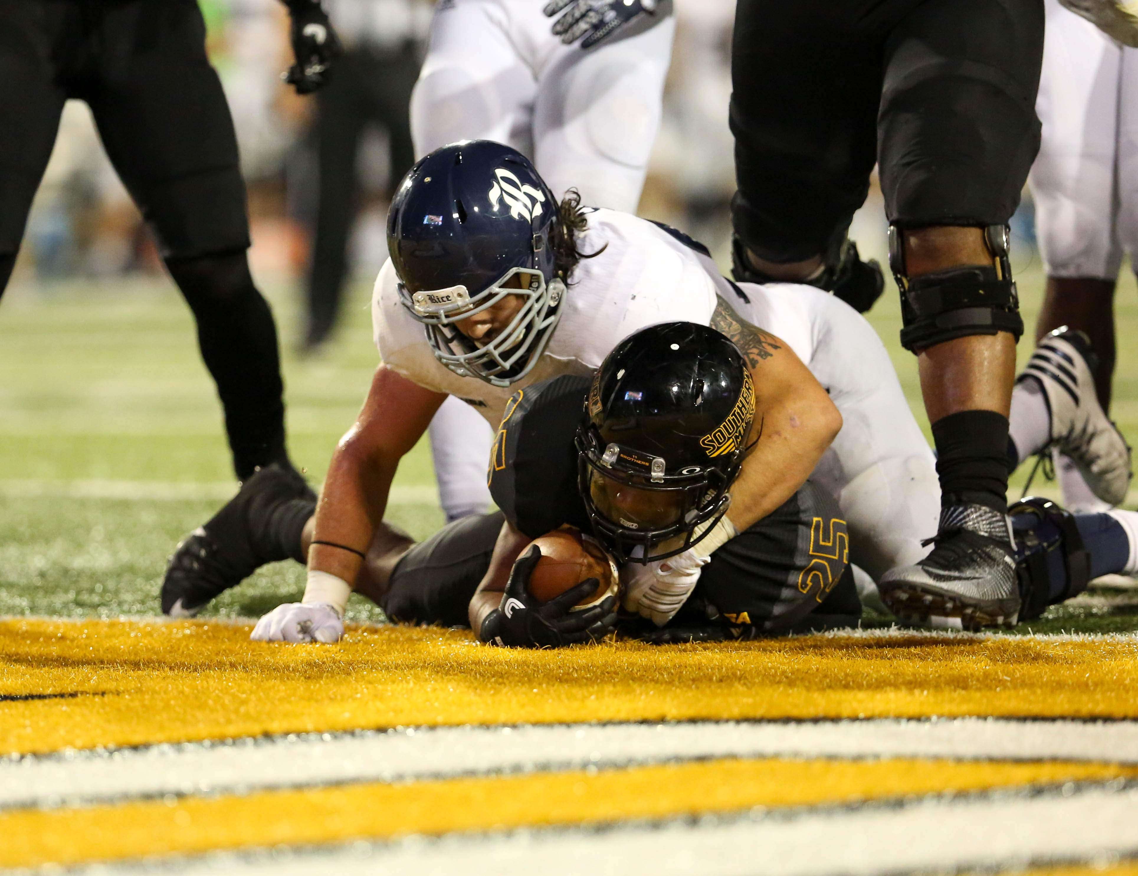 USM vs. Rice Oct. 1, 2016 Gallery