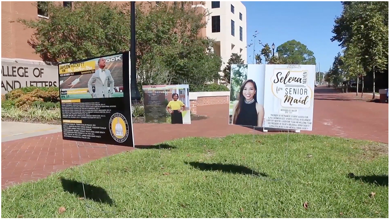 Homecoming elections, campaigns cause annoyance