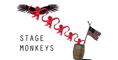 Stage Monkeys serve to induce laughter, relief from stress