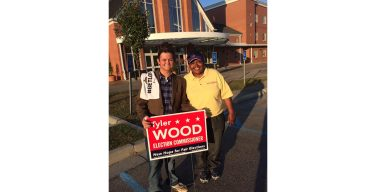 College student runs for election commissioner
