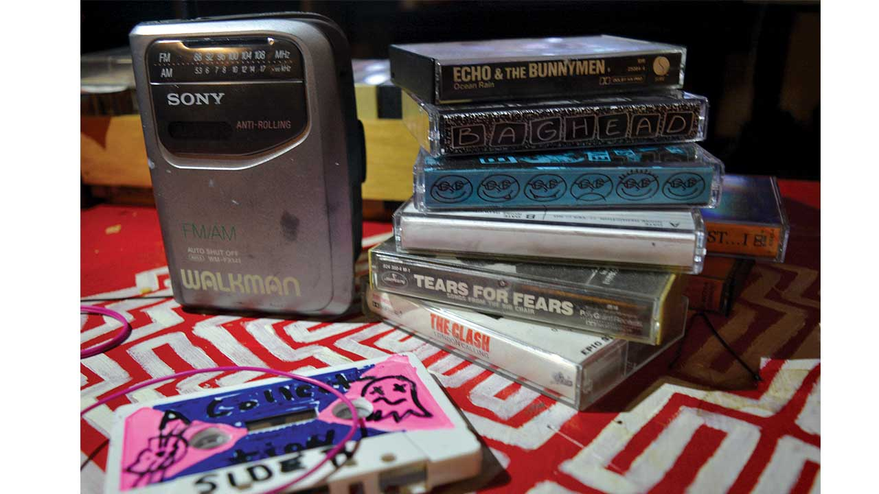 Rewind: Tapes play to new generation