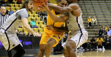 Golden Eagles fall to South Alabama, 69-58