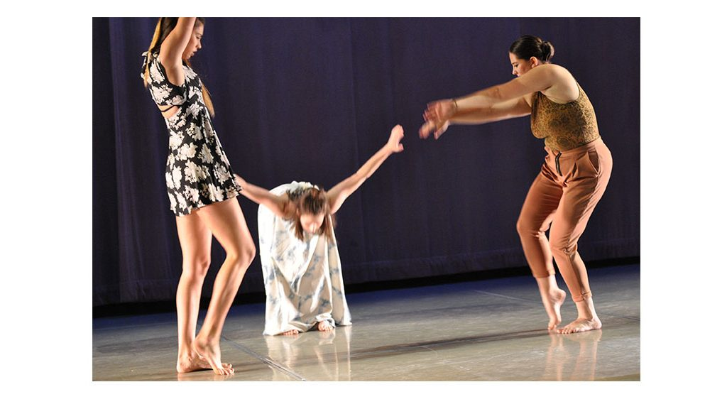 Gallery: 'The Lyric Body: A Dance Poetry Experiment'