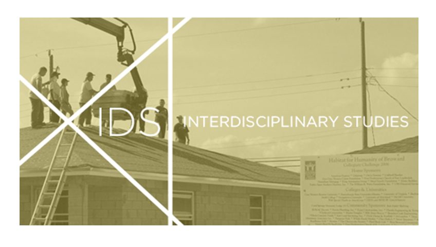 Interdisciplinary Dept. seeks proposals