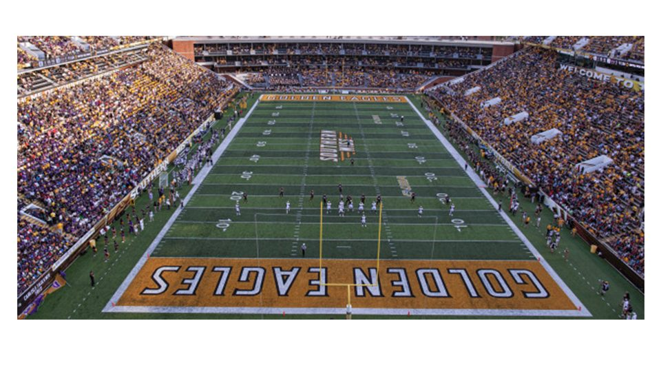 Minor incident occurs at USM Homecoming game