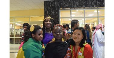 Cultural fair shows international diversity at USM