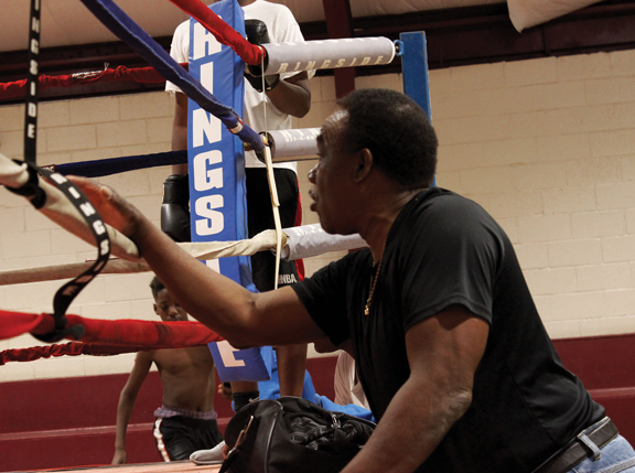 Photo Story: Becoming a boxing legend