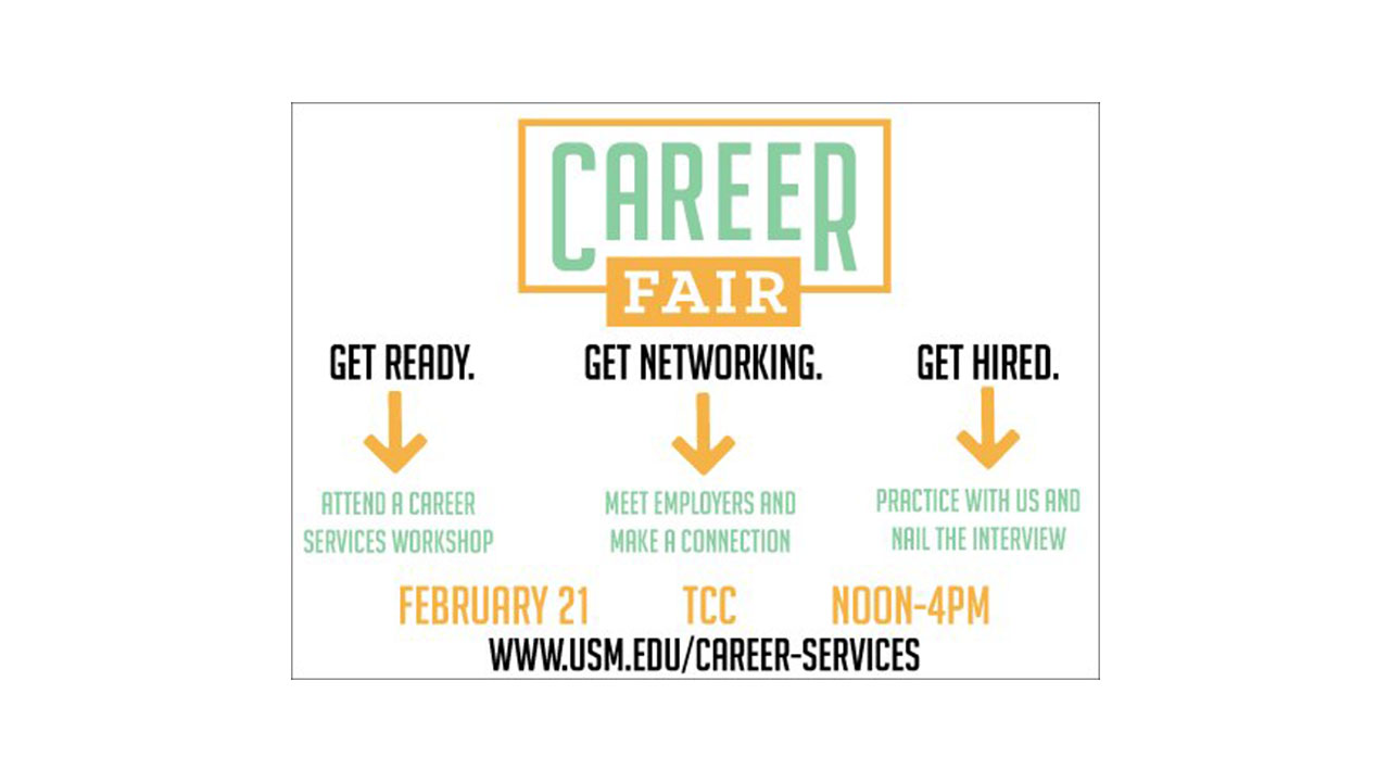 Career Services hosts workshops for upcoming fair