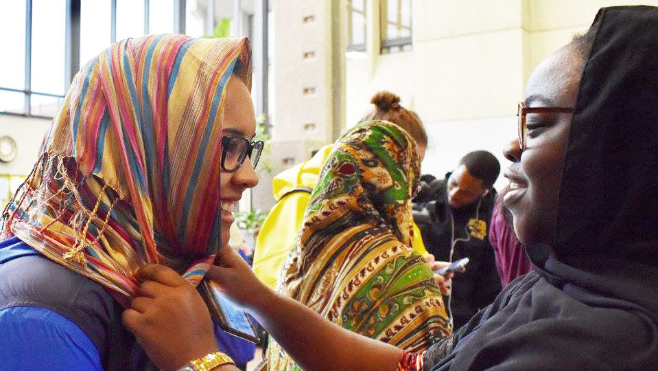 Hijab Day Gallery