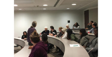 Students, faculty discuss immigration