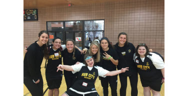 Students compete in Special Olympics at Payne Center