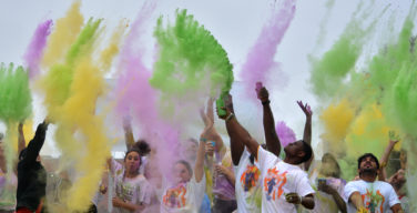 Burnin' Love 5K Color Run 2017 Gallery