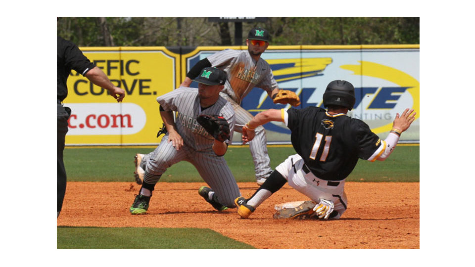 Explosive offense guides USM to series win