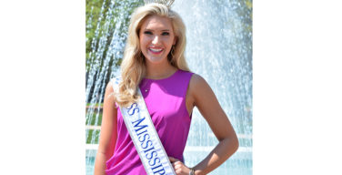 Miss Mississippi 2016 Laura Lee Lewis visited The University of Southern Mississippi campus on March 21.