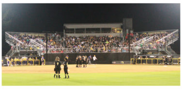 Golden Eagle offense falls to LSU in 4-2 loss