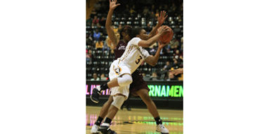 Lady Eagles toppled late against Little Rock, 72-62