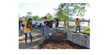 USM participates in The Big Event for seventh consecutive year