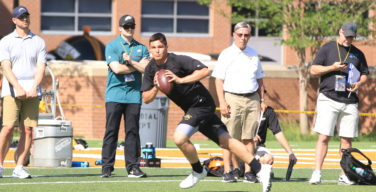 Behind the Southern Miss Pro Day