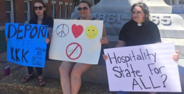 Miss. Rising Coalition protests state holiday
