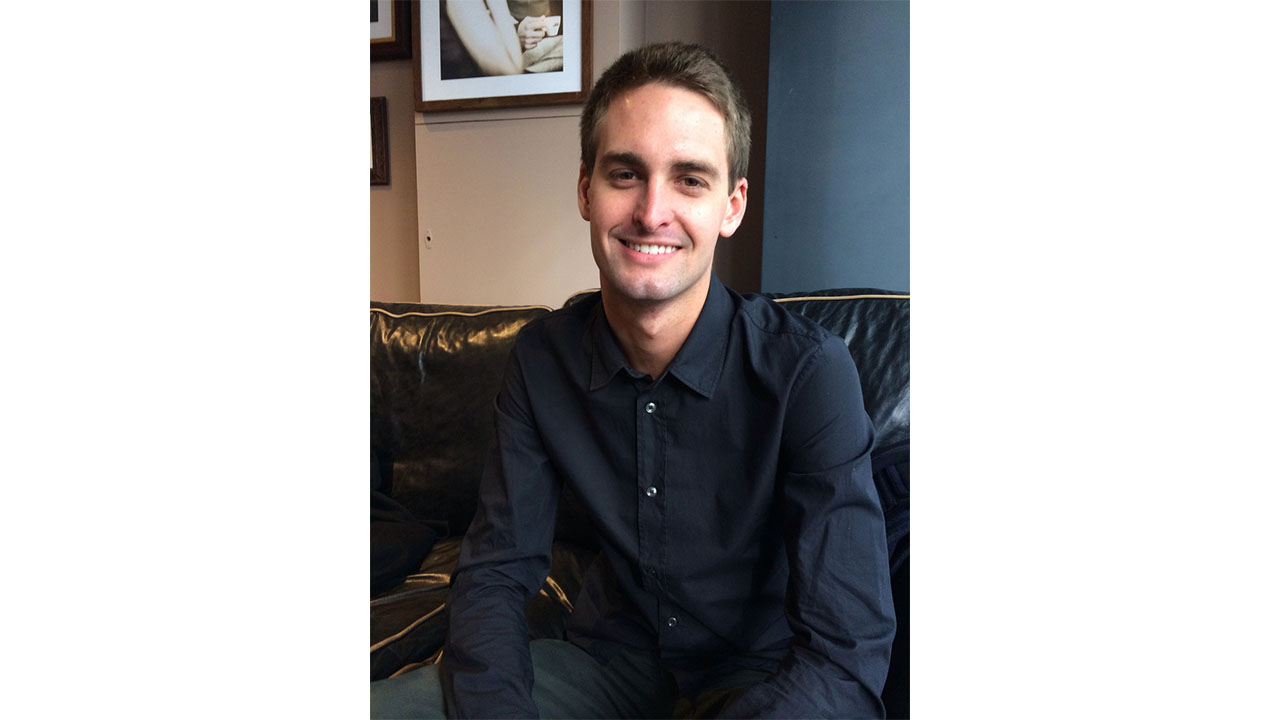 "Snapchat CEO says the app ""is only for rich people"""