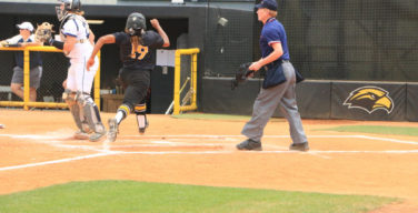 Lady Eagles one step closer to C-USA tourney