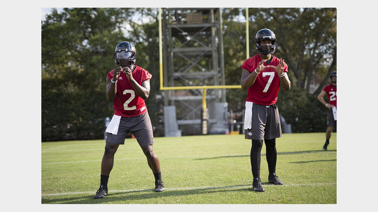 Quarterback battle tighter than expected