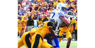 Southern Miss drops season opener to Kentucky, 24-17