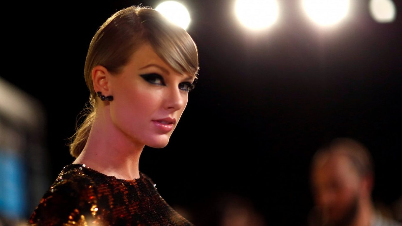 Swift strives to reinvent herself