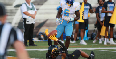 Southern Miss throttles Southern University in route to shutout victory