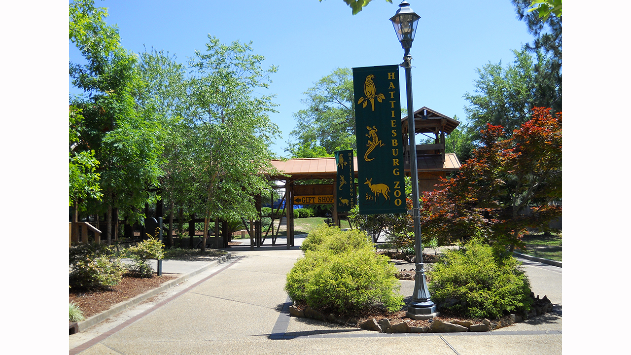 Hattiesburg Zoo plans to expand, new animals to come