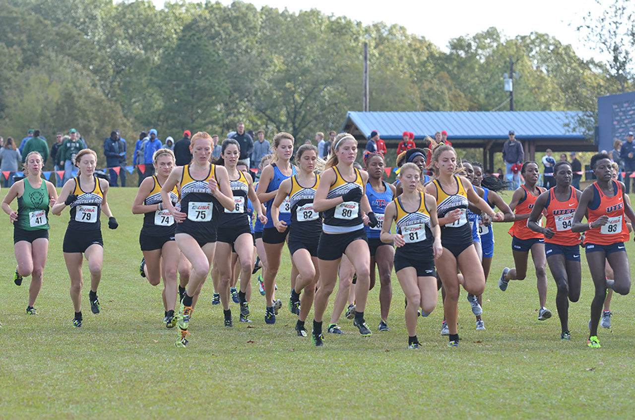 Women's cross country takes 2nd in conference