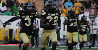 Southern Miss defense folds against North Texas