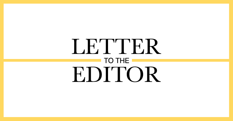 Letter to the Editor: We pay attention