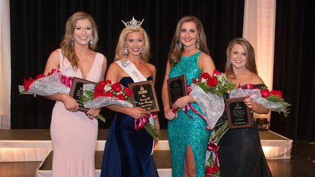 SGA hosts 73rd annual Miss USM Pageant, Macy Mitchell crowned